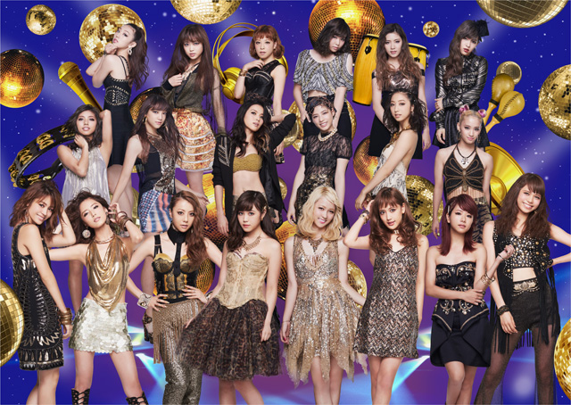 E-girls, promovendo Dance Dance Dance